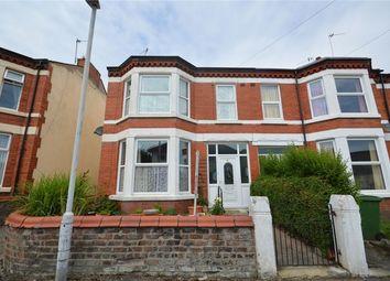 Thumbnail 3 bed end terrace house for sale in Ashbrook Terrace, Bebington, Merseyside