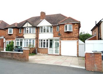 Thumbnail 4 bed property for sale in Coventry Road, Yardley, Birmingham