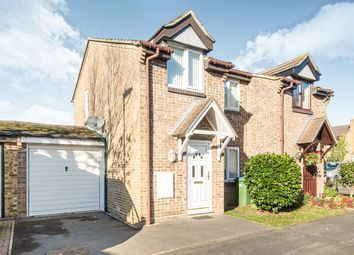 Thumbnail 3 bed semi-detached house to rent in Hertsfield, Fareham