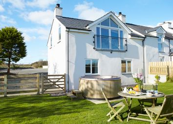 Thumbnail 2 bed semi-detached house to rent in Dulas, Ynys Mon