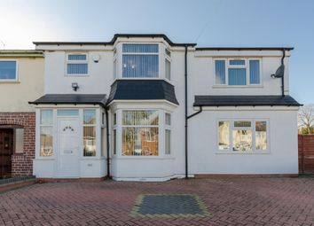 Thumbnail 4 bed end terrace house for sale in Balden Road, Harborne, Birmingham