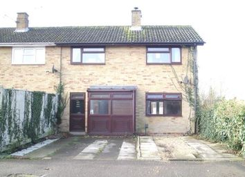 Thumbnail 3 bed semi-detached house for sale in Hounsdown, Southampton, Hampshire
