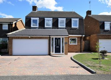 Thumbnail 4 bed detached house for sale in Lime Farm Way, Great Houghton, Northampton