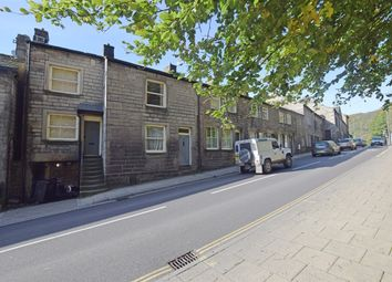 Thumbnail 1 bed terraced house to rent in Bridge Lanes, Hebden Bridge