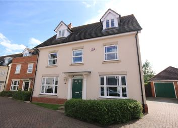 Thumbnail 5 bed detached house for sale in Taylor Way, Great Baddow, Chelmsford, Essex