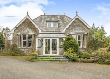 Thumbnail 5 bed detached house for sale in Roche, St. Austell, Cornwall
