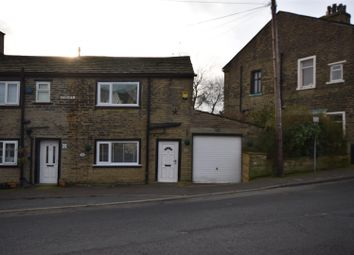 Thumbnail 2 bed property for sale in Lydgate, Northowram, Halifax