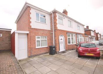 Thumbnail 5 bed semi-detached house for sale in Gainsborough Road, Knighton, Leicester