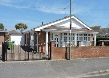 Thumbnail 2 bed bungalow to rent in Denham Close, Stubbington, Fareham