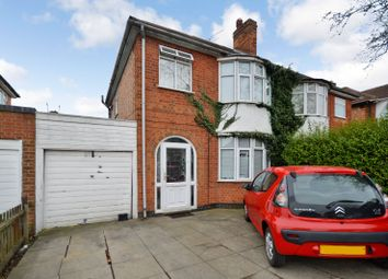 Thumbnail 3 bedroom semi-detached house for sale in Aberdale Road, West Knighton, Leicester