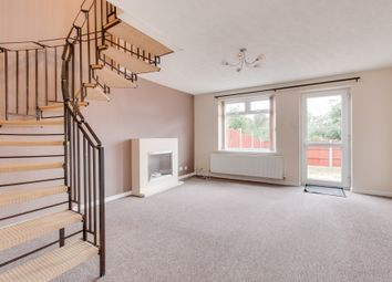 Thumbnail 2 bed end terrace house for sale in Bradwell Grove, Danesmoor, Chesterfield