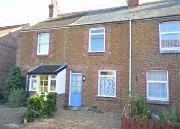 Thumbnail 2 bed cottage for sale in Malthouse Crescent, Heacham, King's Lynn