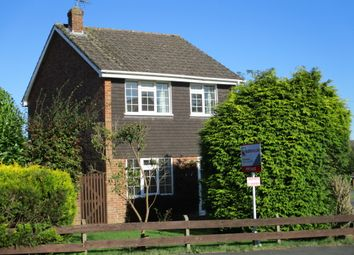 Thumbnail 3 bed detached house for sale in Pine Croft, Ashbourne