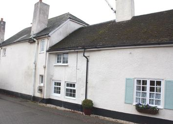 Thumbnail 2 bedroom terraced house for sale in Talaton Road, Whimple, Exeter