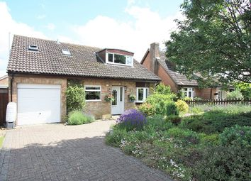 Thumbnail 4 bed detached house for sale in The Dormers, Highworth, Swindon