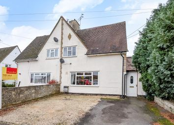 Thumbnail 3 bed semi-detached house for sale in Chipping Norton, Oxfordshire