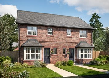 "Thumbnail 3 bed semi-detached house for sale in ""Kingston"" at Goodwood Drive, Carlisle"