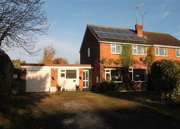 Thumbnail Semi-detached house for sale in School Road, Alcester, Great Alne, Alcester