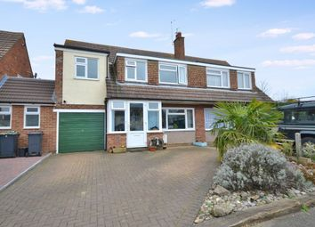Thumbnail 5 bed semi-detached house for sale in Garden Fields, Stebbing, Dunmow
