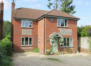 Thumbnail 4 bed detached house for sale in Weston Lane, Winterslow, Salisbury