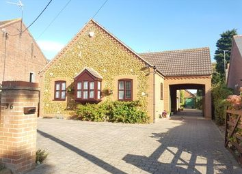 Thumbnail 4 bed bungalow for sale in Heacham, Kings Lynn, Norfolk