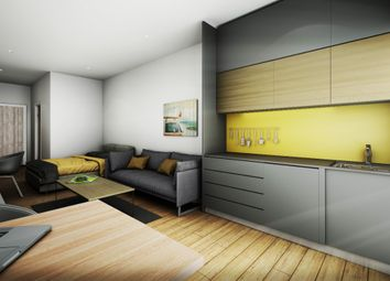 Thumbnail 1 bed flat for sale in Devon Street, Liverpool, Merseyside