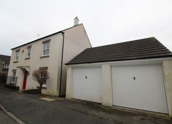 Thumbnail 4 bed detached house to rent in Meadow Drive, Pillmere, Saltash