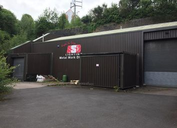 Thumbnail Light industrial for sale in Unit 10 Lee Bridge Industrial Estate, Halifax
