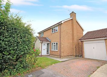 Thumbnail 3 bed detached house for sale in Campion Gate, Grange Park, Swindon, Wiltshire