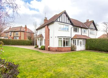 Thumbnail 3 bed semi-detached house for sale in Harrogate Road, Leeds, West Yorkshire