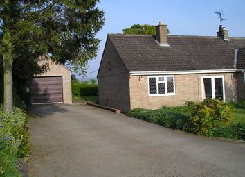 Thumbnail 1 bedroom semi-detached bungalow to rent in Greenoaks, Howsham, York