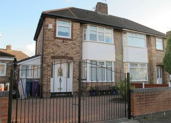 Thumbnail 3 bed semi-detached house for sale in Burford Road, Liverpool, Merseyside