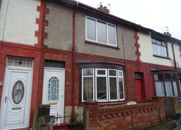 Thumbnail 2 bed terraced house to rent in Chattam Road, Hartlepool