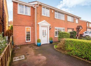 Thumbnail 4 bedroom semi-detached house for sale in West View, Bamber Bridge, Preston, Lancashire