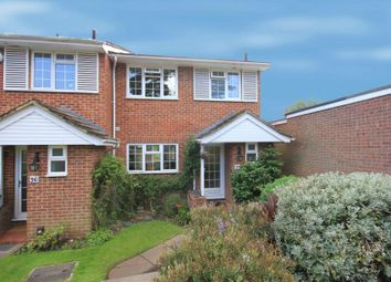 Thumbnail 3 bed end terrace house to rent in Belgrave Manor, Woking