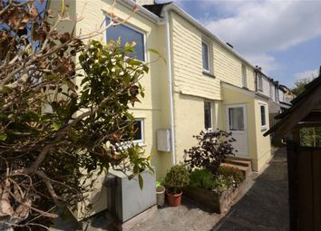 Thumbnail 2 bed end terrace house for sale in The Terrace, Harrowbarrow, Callington, Cornwall