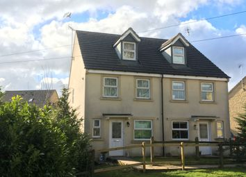 Thumbnail 3 bed semi-detached house for sale in Stone Close, Corsham