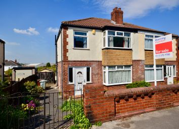 Thumbnail 3 bedroom semi-detached house for sale in Cross Heath Grove, Leeds, West Yorkshire