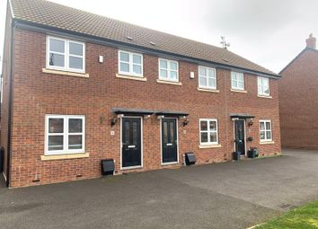 Thumbnail 3 bed town house for sale in Ivy Bank, Witham St. Hughs, Lincoln