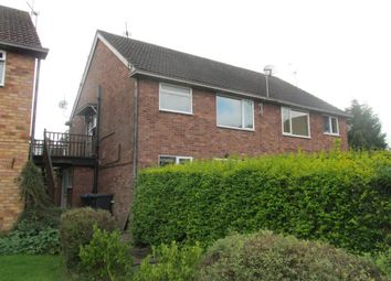 Thumbnail 2 bed maisonette to rent in Elm Close, Binley Woods, Coventry