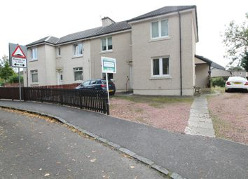 Thumbnail 2 bedroom flat for sale in Waverley Drive, Wishaw