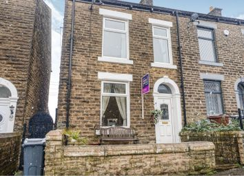Thumbnail 2 bedroom end terrace house for sale in St. Marys Road, Glossop