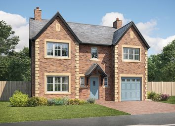 "Thumbnail 4 bedroom detached house for sale in ""Balmoral"" at Strawberry How, Cockermouth"