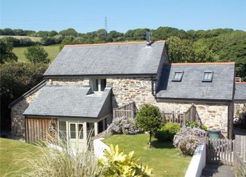 Thumbnail 3 bed detached house for sale in Trehaddle Barns, Trehaddle, Truro