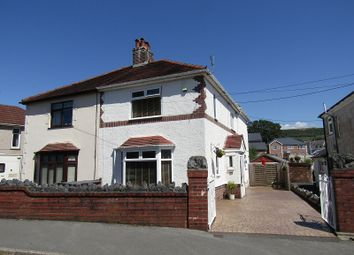 Thumbnail 3 bed semi-detached house for sale in Heol Eithrim, Clydach, Swansea, City And County Of Swansea.