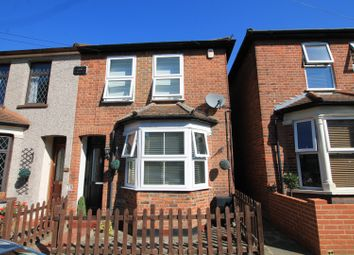 Thumbnail 3 bed semi-detached house for sale in Malvern Road, Hornchurch