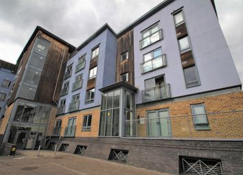 Thumbnail 3 bed flat to rent in Quayside Drive, Colchester, Essex