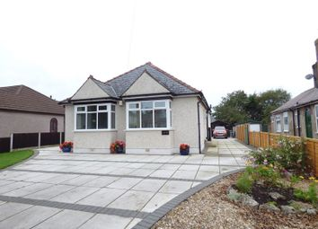 Thumbnail 2 bed detached bungalow for sale in Bare Lane, Morecambe