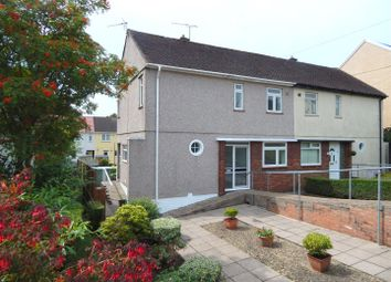 Thumbnail 2 bed semi-detached house for sale in Fairwood Road, West Cross, Swansea