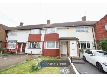 Thumbnail 2 bed terraced house to rent in Holbeach Gardens, Sidcup, Kent